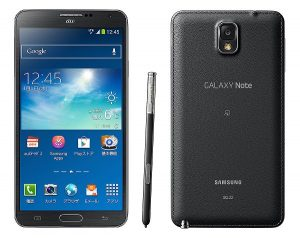 GALAXY Note 3 SCL22